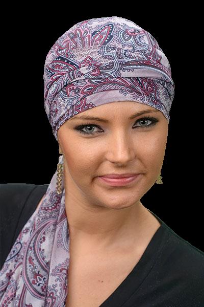 CHUSTA BASIA turban SHINE 2020