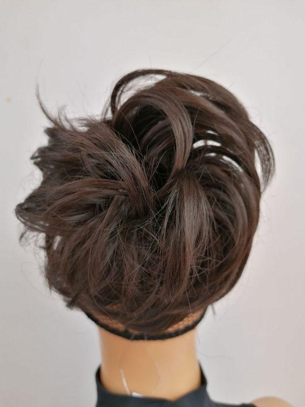 Gumka treska dopinka włosy kucyk ODMIANA :)